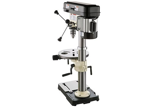 shop fox w1668 bench-top drill press