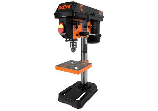wen 4208 8 in 5-speed drill press