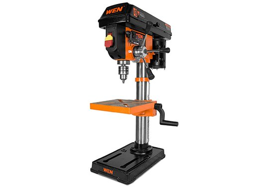 wen 4210t 10 in drill press with laser